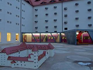Müzeler L-Plan Lichtplanung