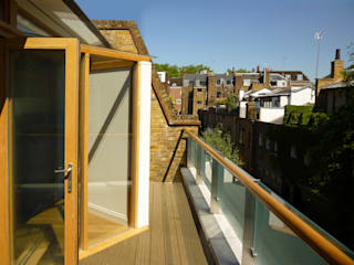 Doughty Mews: modern  by Studiodare Architects, Modern