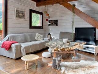 Modern living room by HOUSE HABITAT Modern