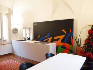 progetto appartamento storico di casa look Moderno