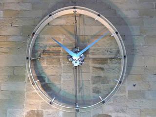 Breathing Clock:   by BLOTT WORKS
