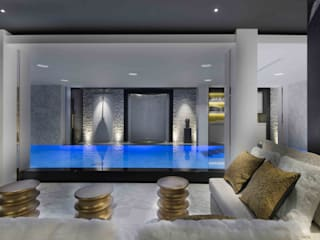 Swimming Pool & Spa: modern Pool by Wilkinson Beven Design