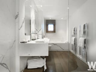 Bespoke Bathroom Baños de Wilkinson Beven Design
