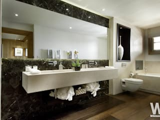 Bespoke Bathroom Classic style bathroom by Wilkinson Beven Design Classic