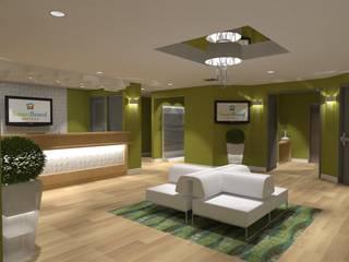 PROYECTO HOTELES SMARTBRAND / SMARTBRAND HOTELS PROJECT:  de estilo  de Julia Design