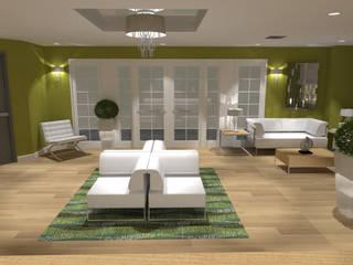 PROYECTO HOTELES SMARTBRAND / SMARTBRAND HOTELS PROJECT: Hoteles de estilo  de Julia Design