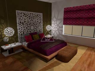 Loft de dos pisos / Two floor loft: Casas de estilo  de Julia Design