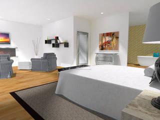 Vanguardia y elegancia / Vanguard and elegance Casas de estilo moderno de Julia Design Moderno