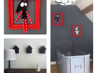 Nursery/kid's room by At Ome