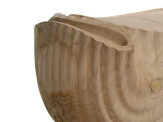 sgabello pipa:  in stile  di BICUBE DESIGN