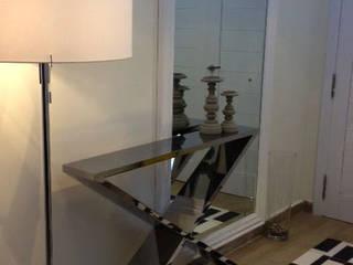 Hall acceso: Casas de estilo  de CANOCARTERETdesign&execution
