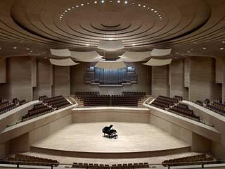 Grand Theatre Tianjin, 2012:  Häuser von Conceptlicht GmbH