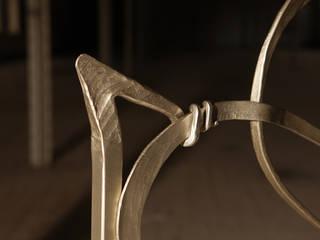 Handgeschmiedetes Metallbett - Leandra:   von Claudio Crisante GmbH