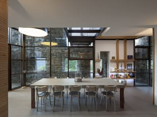 Dining room by Concrete LCDA