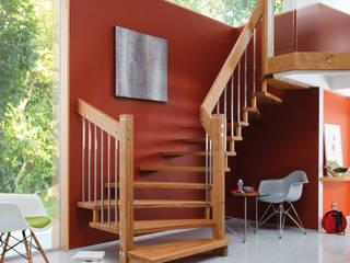 Bucher-Treppe :   von Danner Holzdesign KG