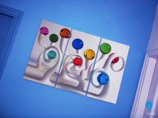 BluCACTUS design-Studio Studio eclettico di blucactus design Studio Eclettico