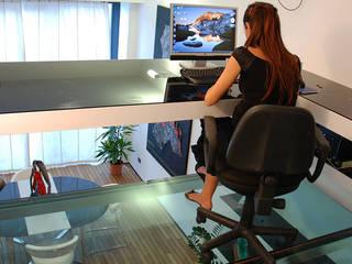Harbour's Loft - Rimini Riviera Studio moderno di Studio Arkimode Moderno