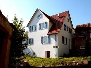 Sanierung Bauernhaus in Aichtal von Architekturbüro Gahn Klassisch