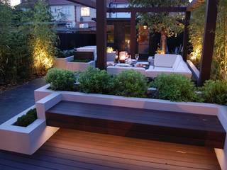 Jardins  por Paul Newman Landscapes