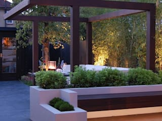 modern Garden by Paul Newman Landscapes
