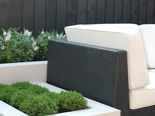 Garden in West London Modern Garden by Paul Newman Landscapes Modern