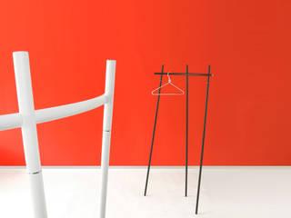 Garderoben : modern  von Radius Design,Modern