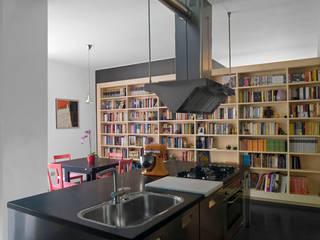 Appartamento Garbatella di Km0 Architetti