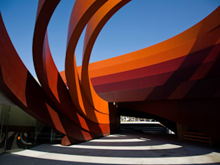 Design Museum Holon Modern museums by Ron Arad Architects Modern