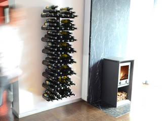 Flaschenregal Wine Tree: moderne Esszimmer von Radius Design