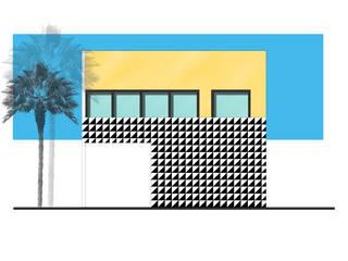 de 21 Arquitectura Moderno