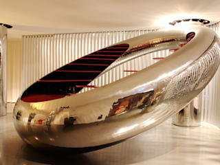 Hotel Duomo Modern hotels by Ron Arad Architects Modern