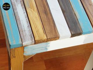Wunderschöner Tisch Paradieso BLUE:   von mixx  mixx