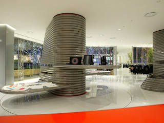 Y's Roppongi Hills Modern shopping centres by Ron Arad Architects Modern