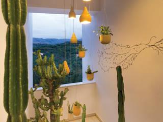 Jardines de estilo rústico por Luiza Soares - Paisagismo
