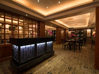 โรงแรม by The Silkroad Interior Design