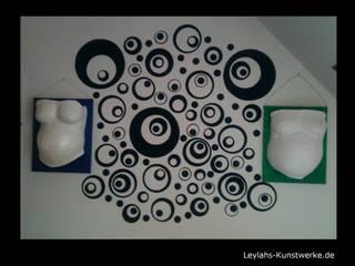 Fotos von Kunden und Privatanfertigungen von Leylahs-Kunstwerke