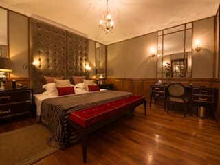 The Grand Hotel, Sri Lanka Koloniale Hotels von The Silkroad Interior Design Kolonial