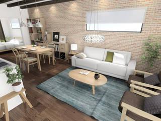 Apartamento MUJI Casas de AC Studio