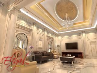 luxury villa by elegant interior design llc Класичний