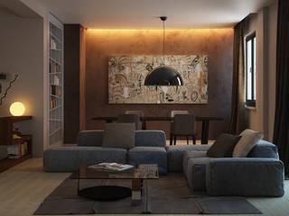 Abitazione privata: Case in stile  di ANTONIO VITIELLO