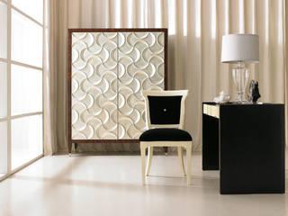 Caracole Interiors: klassische Schlafzimmer von Sweets & Spices Dekoration und Möbel