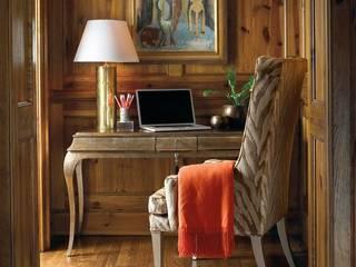 Caracole Interiors: rustikale Arbeitszimmer von Sweets & Spices Dekoration und Möbel
