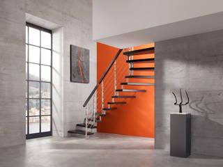 Josef Friedrich GmbH Corridor, hallway & stairsStairs