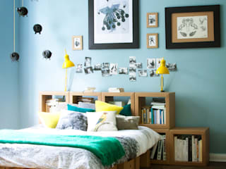 Boys Bedroom by Stange Design