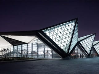 Shenzhen Universiade Sports Center, 2011:  Stadien von Conceptlicht GmbH