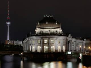 Museumsinsel - Teilprojekt Bodemuseum, 2012:  Museen von Conceptlicht GmbH