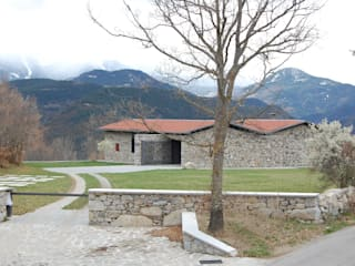 de SANTI VIVES ARQUITECTURA EN BARCELONA Rural