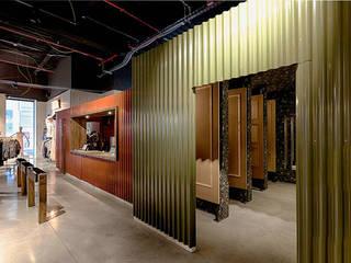 Kantoor- & winkelruimten van Piedra Papel Tijera Interiorismo
