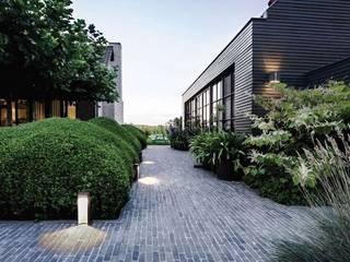 Landscape Design bei Firma Moderner Garten von Ecologic City Garden - Paul Marie Creation Modern