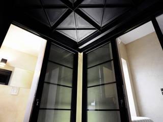 tre+tre cased'amare:  in stile  di Walter Emanuele Angelico, architetto, Minimalista